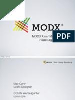 Vortrag MODX Hamburg 2012-01-20