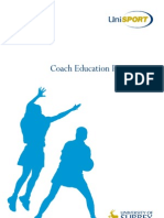 Sports Coaching 08