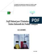 Algeria National Profile
