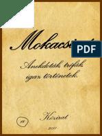 Mokacsinó