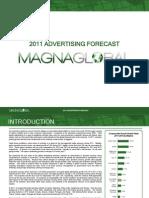 Global Advertising Forecast