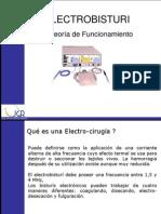 Electrobisturi  Desfibrilador