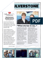 """The Ulverstone"" - November 2011 Newsletter"