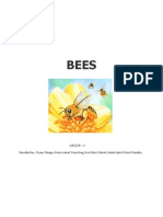 Social Behavior. Bees