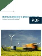 Truck Industry s Green Challenge 2008-09-23