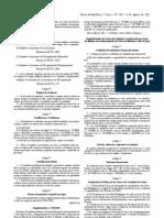 Regulamento Estudos Graduados 2ciclo