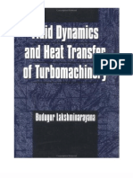Fluid Dynamics and Heat Transfer of Turbo Machinery