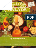 Fabulous Salads - Johna Blinn