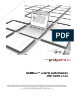 SyferLock GridBasic User Guide 2 4 2 0