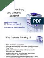 Glucose Sensors CWD