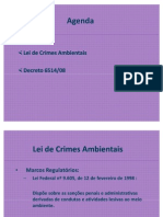 Lei de Crimes Ambient a Is