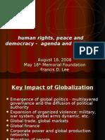 12. 이대훈 (8.18.오후) 2008FolkSchool Talk Peace HR