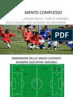 ALLENAMENTO COMPLESSO