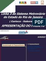 Metrô Rio - Niterói / Linha 3