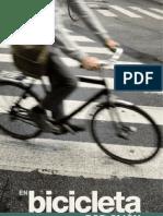Plano-Guia Para Circular en Bici Por Gijon
