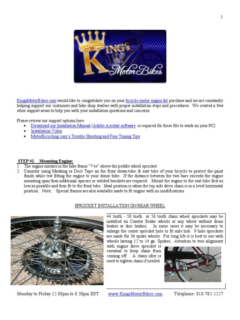48cc 80cc gas Motor ENGINE parts bracket big 2  tank strap