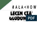 Małachow_Lecznicza głodówka