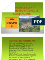 RENDICIÓN DE CUENTA IPAE