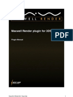 Max Well Render 3dsmax Plugin Manual