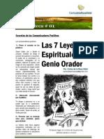 Carlos de La Rosa Vidal | Las 7 Leyes Espirituales Del Genio Orador