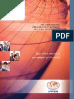 IFPSM Brochure 2011 v.2