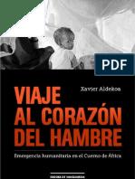 Viaje al corazón del hambre - Xavier Aldekoa