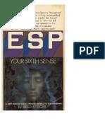 59068545 ESP Your Sixth Sense