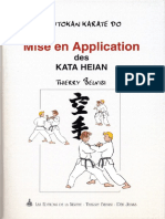 Mise en Application Des Kata Heian