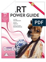 Art Power Guide