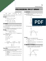 05-função polinominal do 2º grau