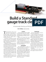 Building a Track Cleaner