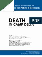 Death at Camp Delta