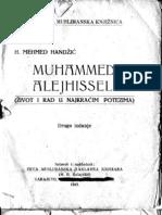 Muhammed a.s. - život i rad u najkraćim crtama - Mehmed Handžić