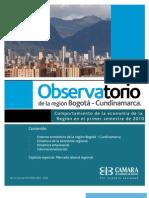 Observatorio Bogota Camara Comercio 2012