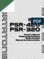 PSR 320