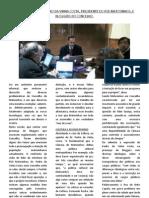 Sessão de debate entre o Dr. Pedro da Vinha Costa e Bloggers do Concelho de Matosinhos