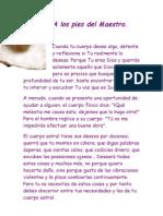 A Los Pies Del Maestro Excel !!!