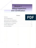 2. M1 Welding Inspection and Certificacion