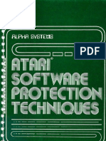 Atari Software Protection Techniques