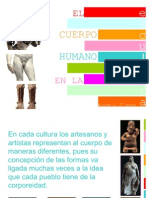 El Cuerpo Humano Escultura