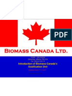 Lyle Carnegie Biomass Canada