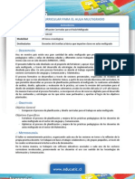 18 Planificacion Curricular Para Aula Multigrado - V04