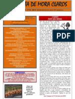 La Gazeta de Mora Claros nº 132 - 20012012.