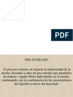 PREESTIRADO 1