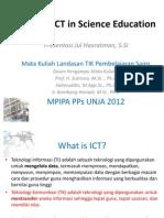 Presentation ICT Impact