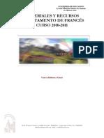 Bibliografia Frances 2010 2011