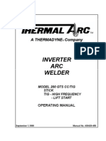 Thermadyne P-Wee 200GTS