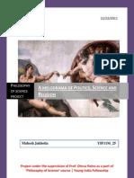 Philosophy of Science Paper_Mahesh