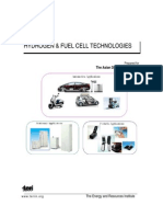 Hydrogen & Fuel Cell Technologies