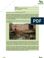 Deepalaya SIP Weekly Report Sample 2011-08-04